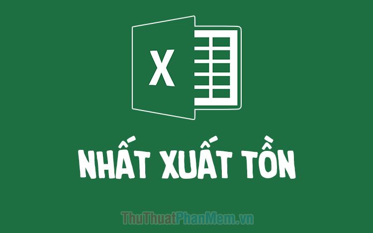 File Excel nhập xuất tồn đơn giản 2021