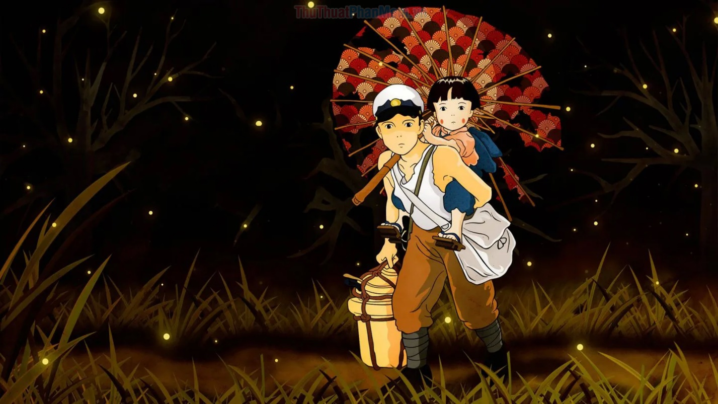 Đồi mộ đom đóm - Grave of the Fireflies