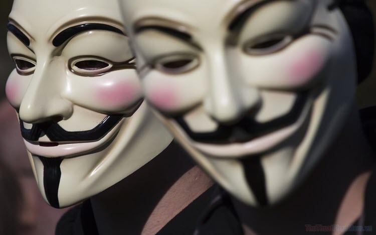 Hình ảnh Anonymous đẹp