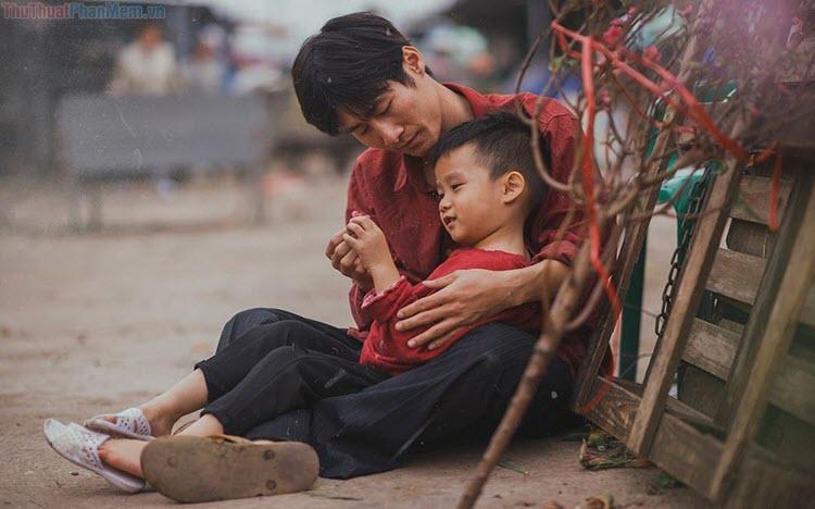 Những hình ảnh cha mẹ đẹp và ý nghĩa