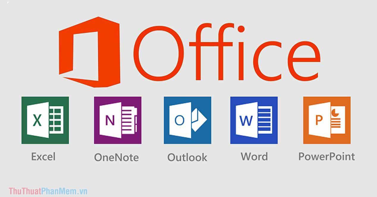 Bộ công cụ Microsoft Office