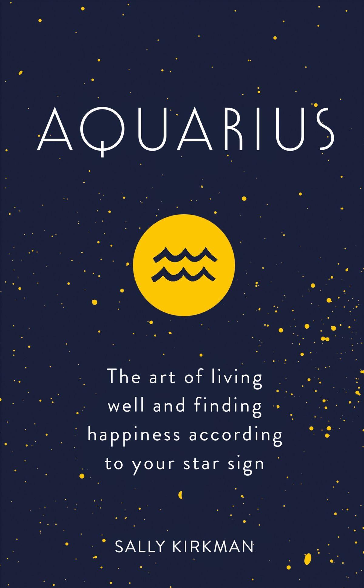 Hình ảnh Aquarius chòm sao Bảo Bình cực đẹp