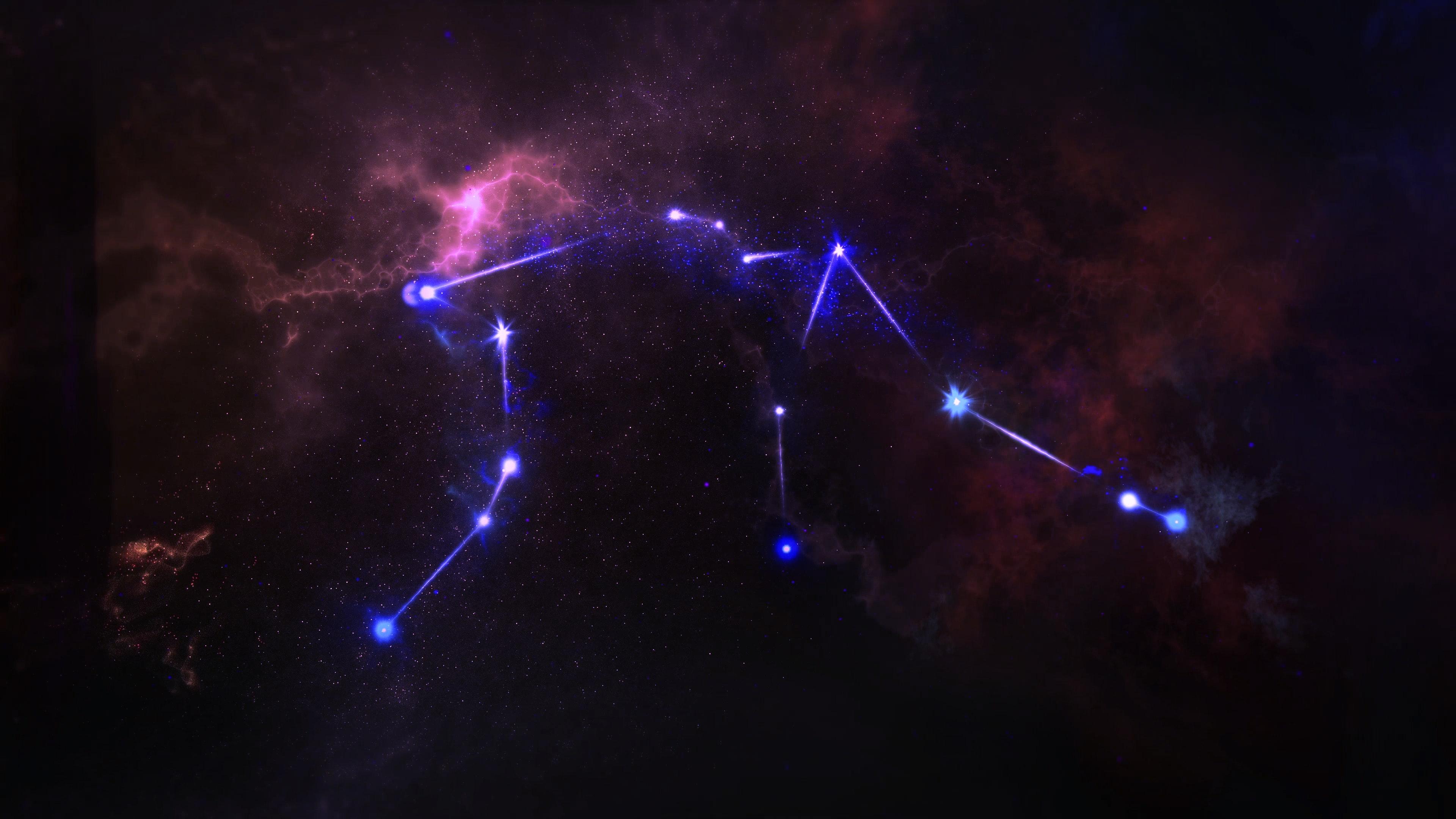 Hình ảnh chòm sao Bảo Bình cực đẹp
