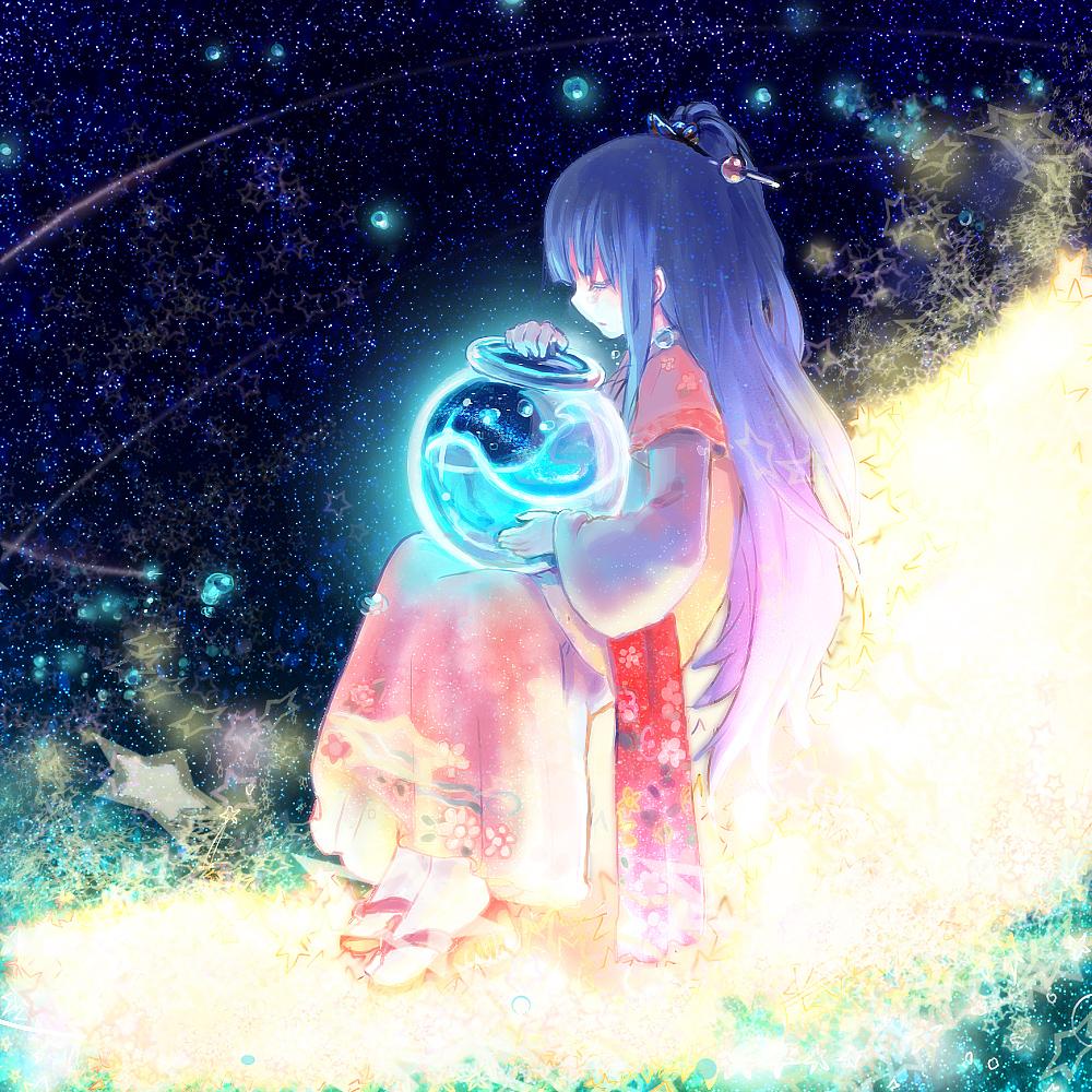 Hình ảnh cô gái bé bỏng cung Bảo Bình cực đẹp