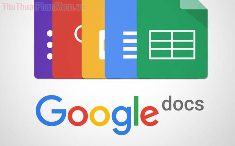 Cách đếm số từ trong Google Docs