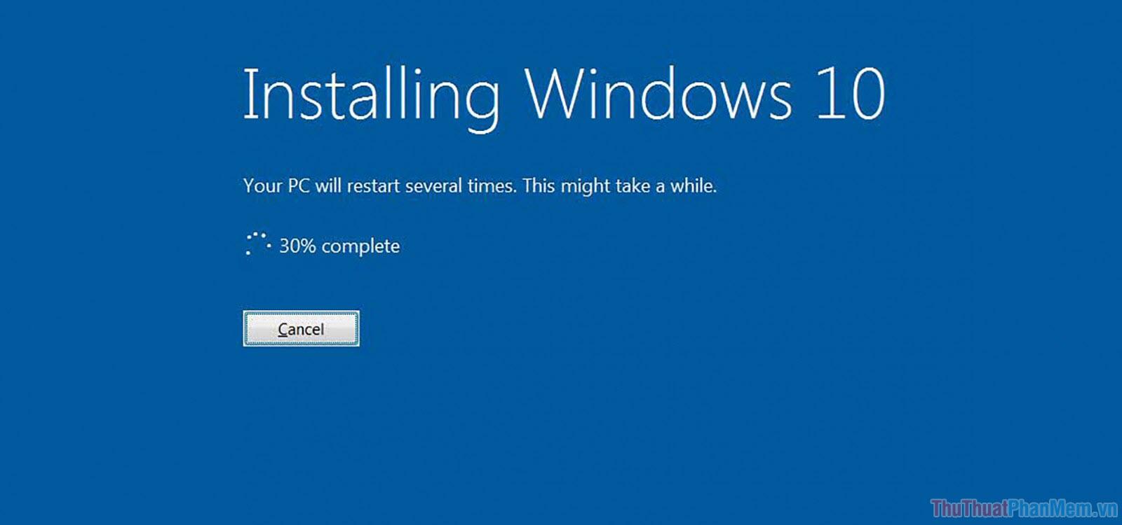 Cài đặt lại Windows