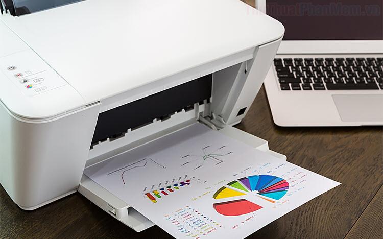 Hướng dẫn thiết lập máy in mặc định trong Windows 10