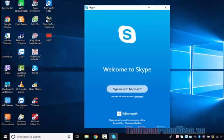 Cách khắc phục lỗi Skype không nhận được tin nhắn