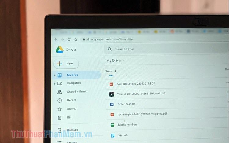 Cách xóa dữ liệu vĩnh viễn trong Google Drive