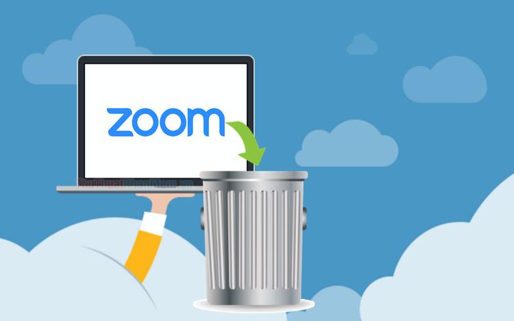 Cách xóa tài khoản Zoom hoàn toàn