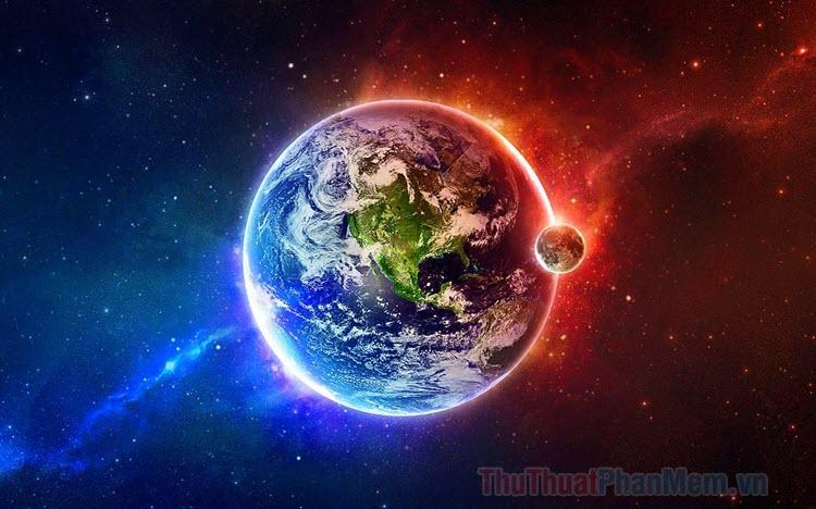 Hình ảnh trái đất đẹp nhất