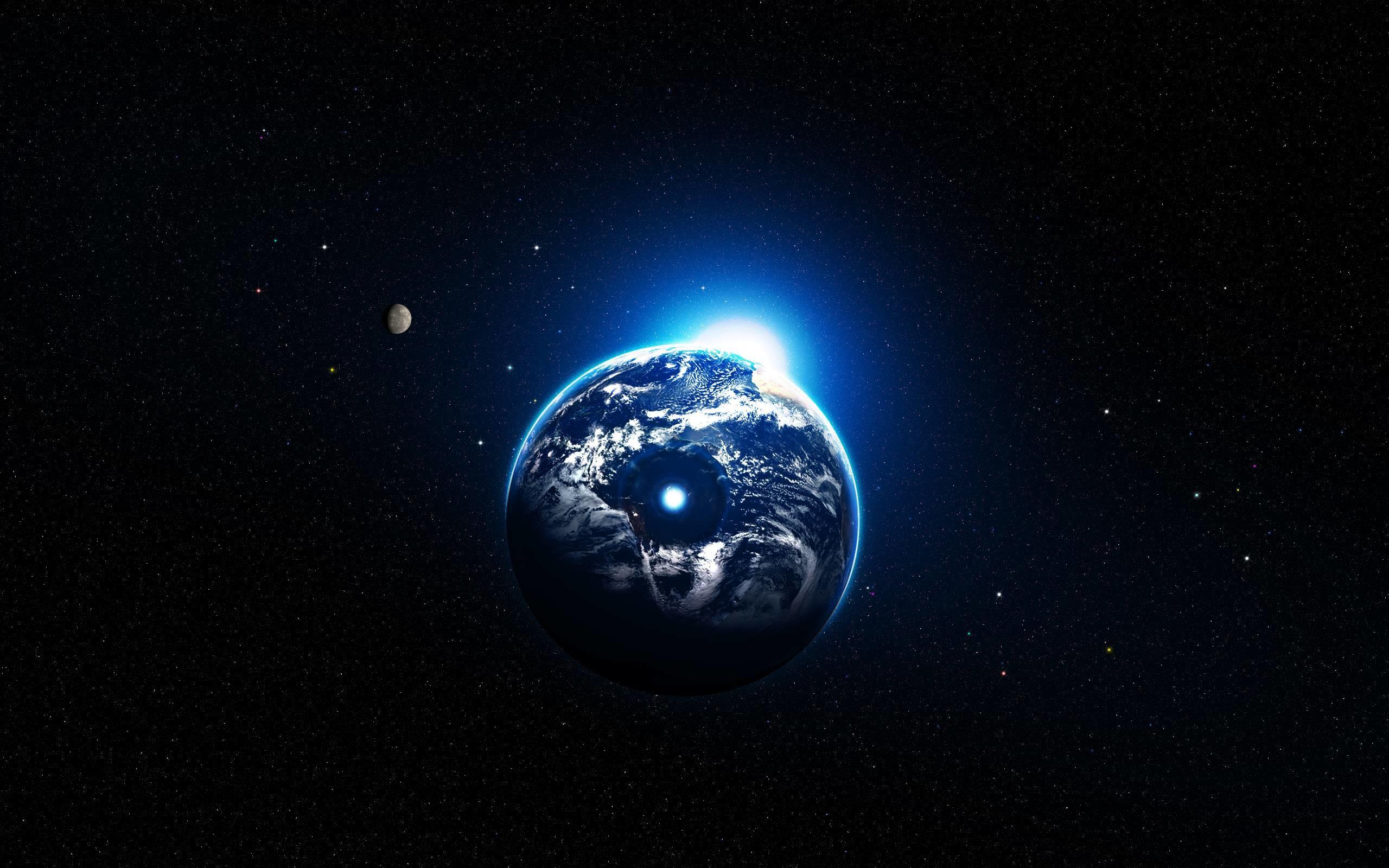 Hình nền trái đất 2K đẹp nhất