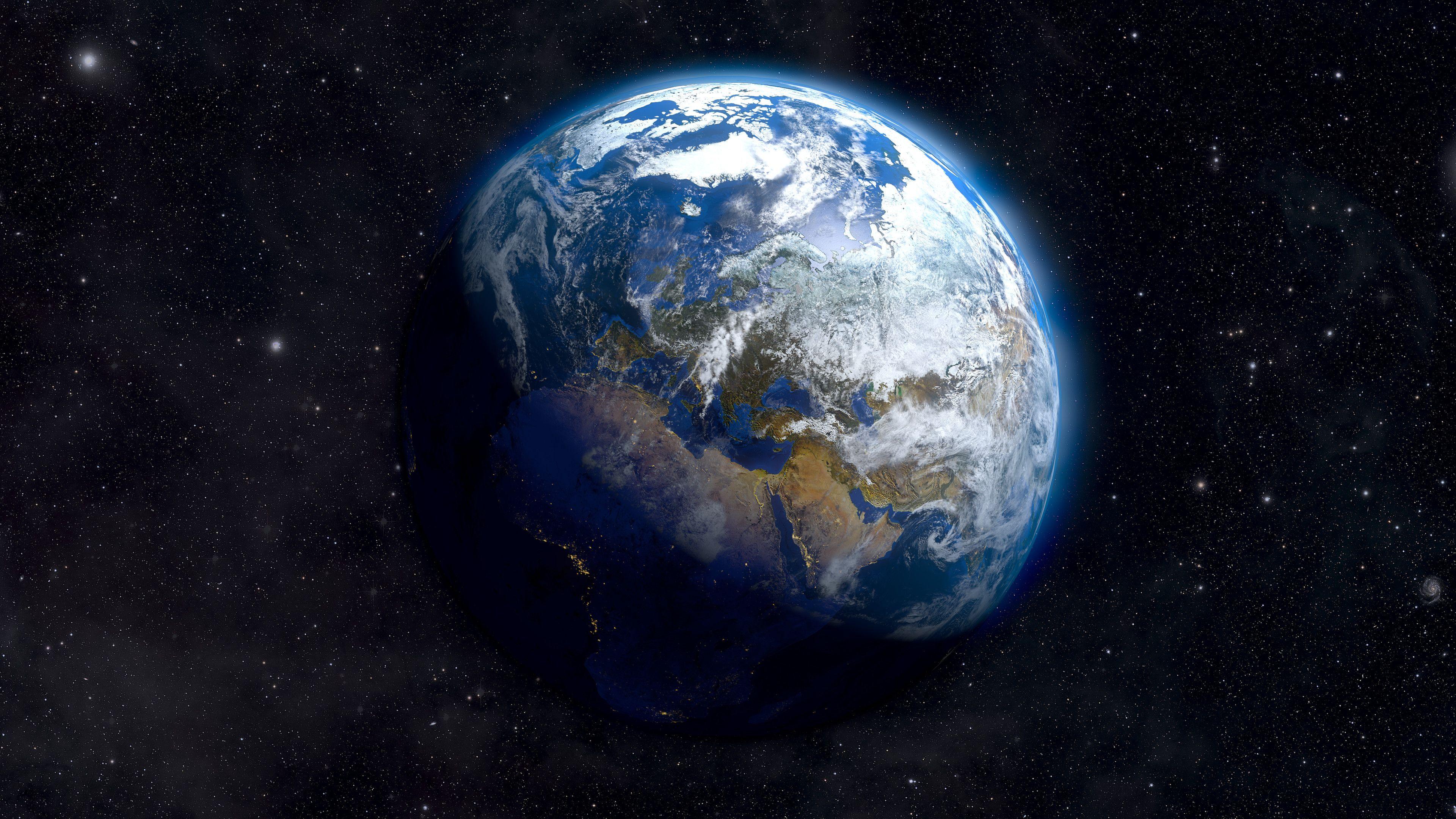 Hình nền trái đất đẹp