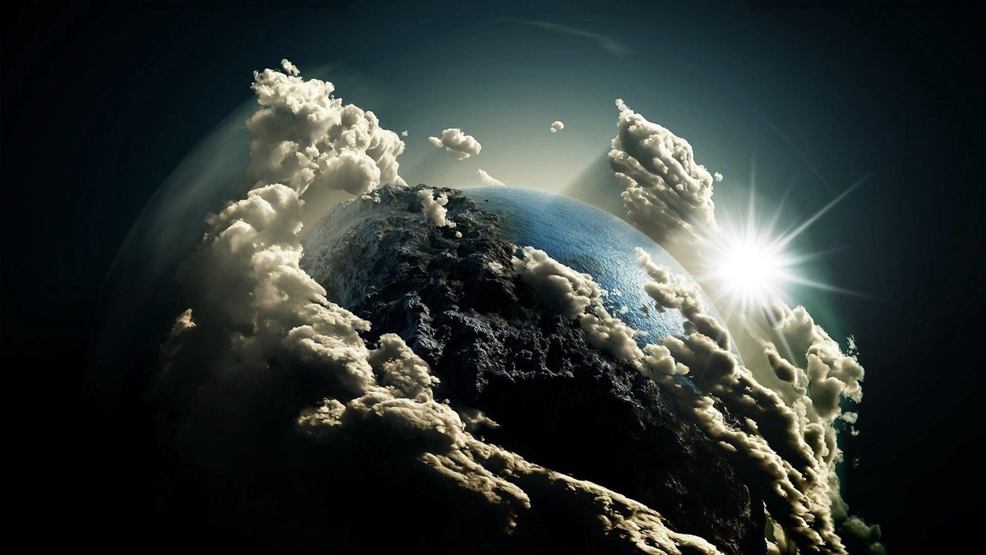 Hình nền trái đất Full HD đẹp