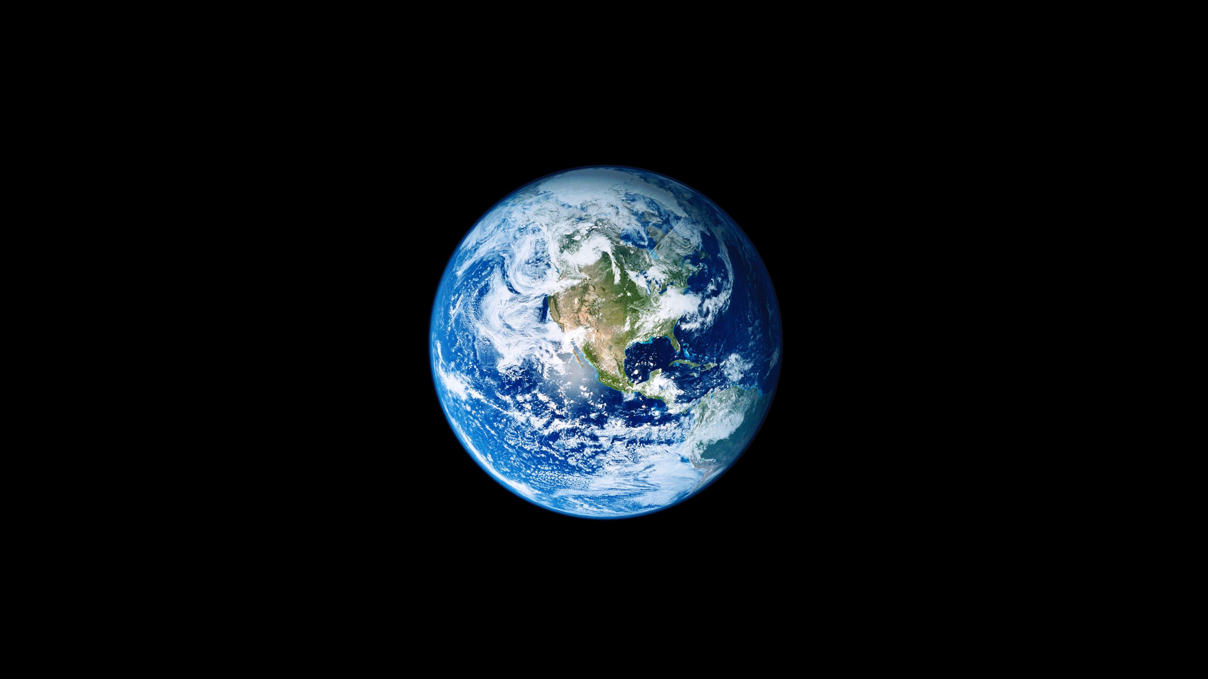 Hình nền trái đất hình cầu