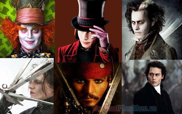 Những bộ phim hay nhất của Johnny Depp