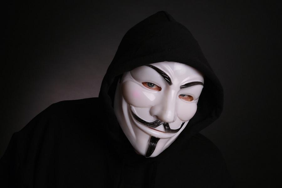 Ảnh Anonymous ẩn danh cực ngầu