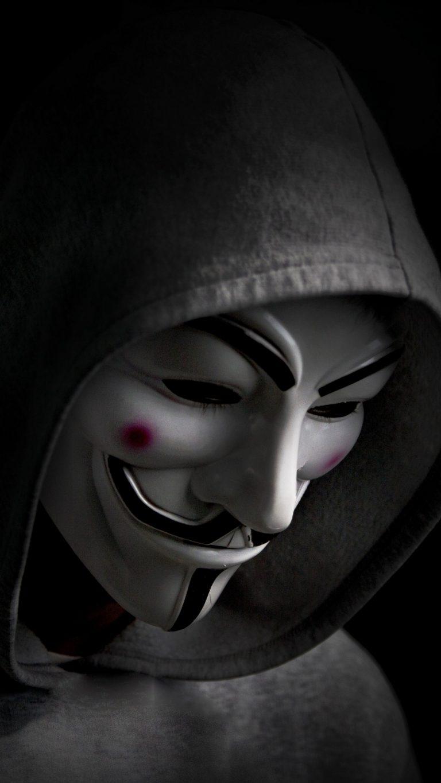 Ảnh Anonymous buồn