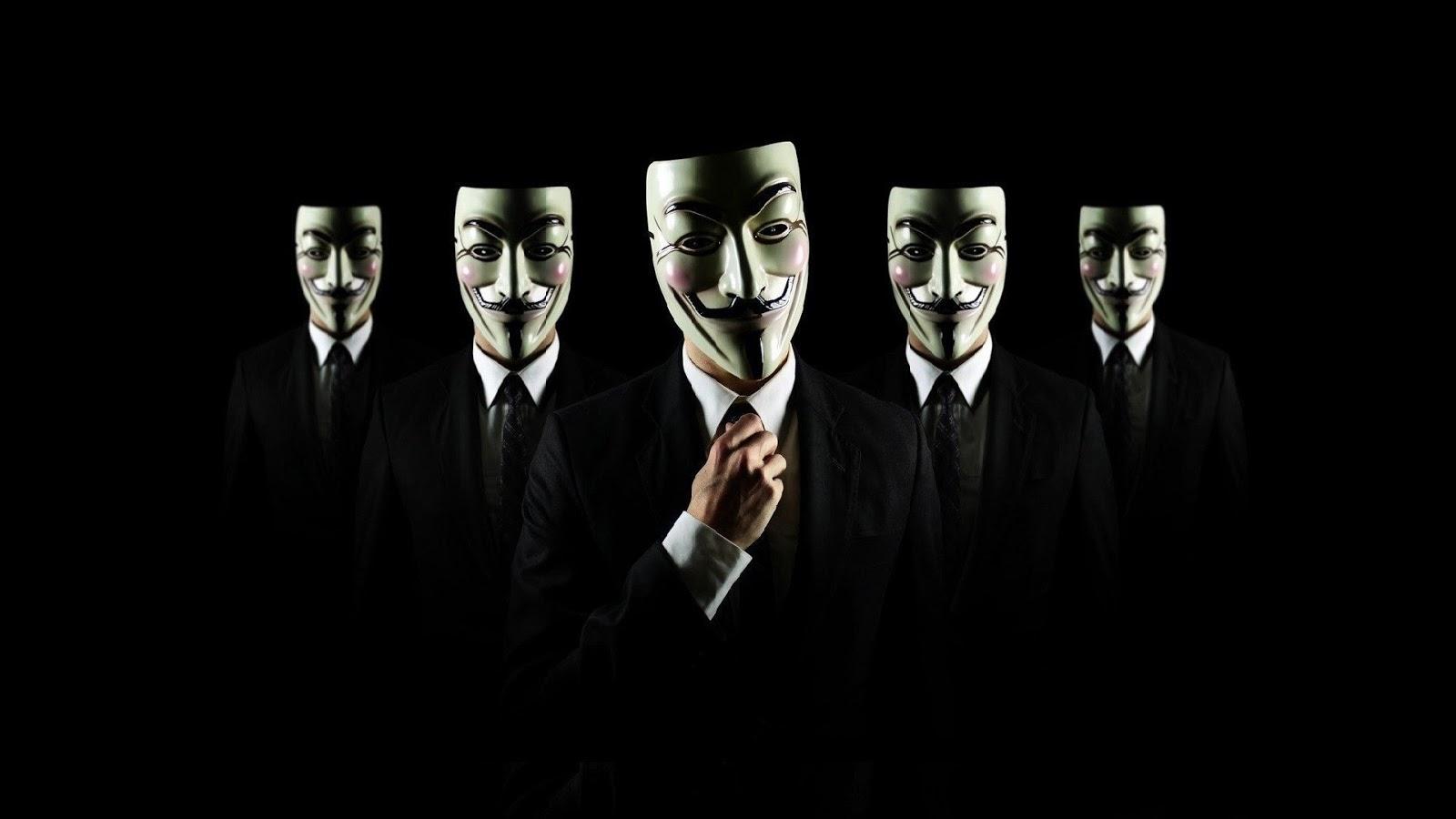 Ảnh Anonymous chất