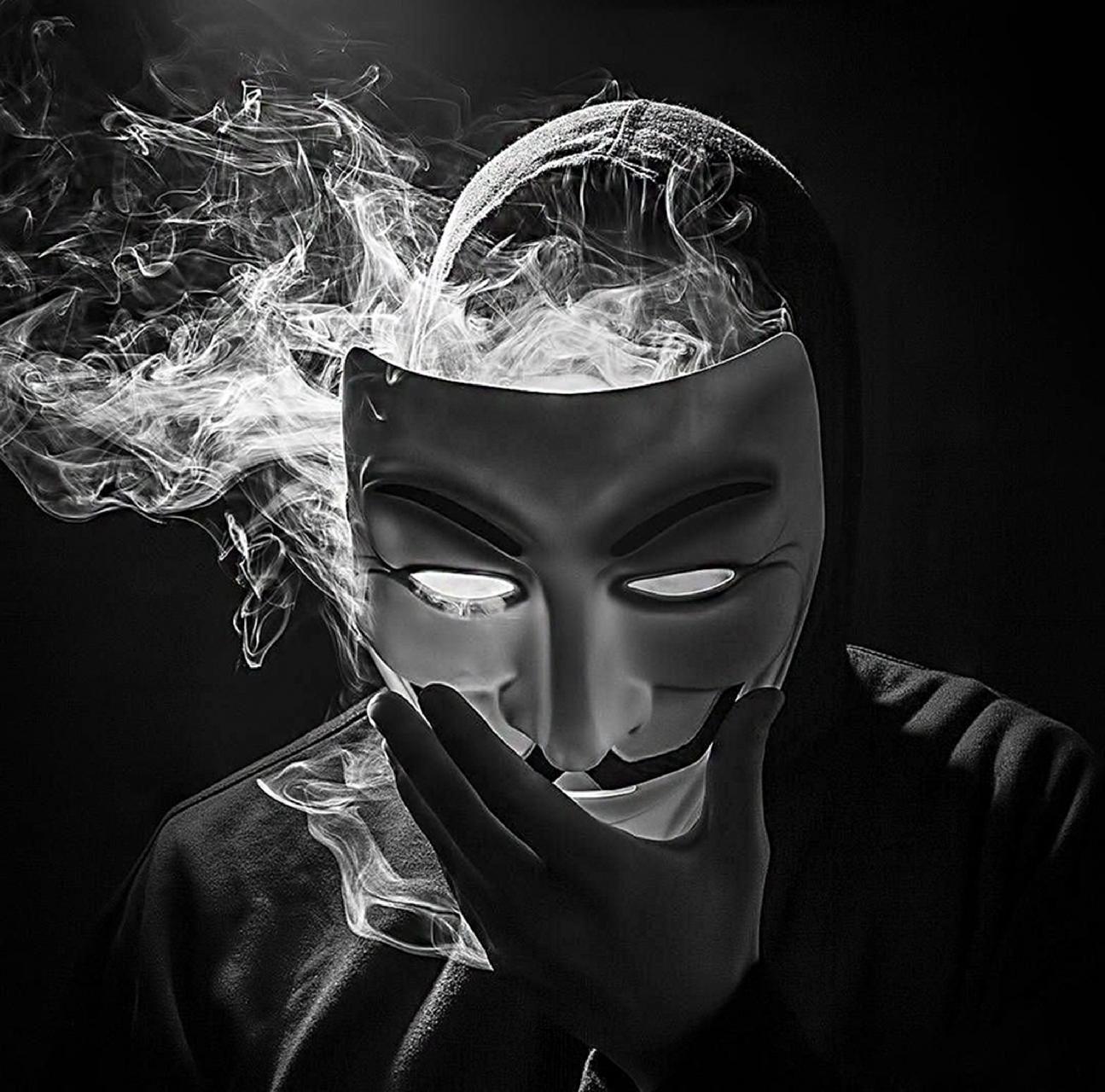 Ảnh Anonymous cool ngầu chất nhất