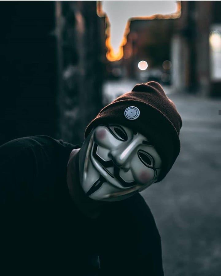 Ảnh Anonymous cool ngầu đẹp nhất