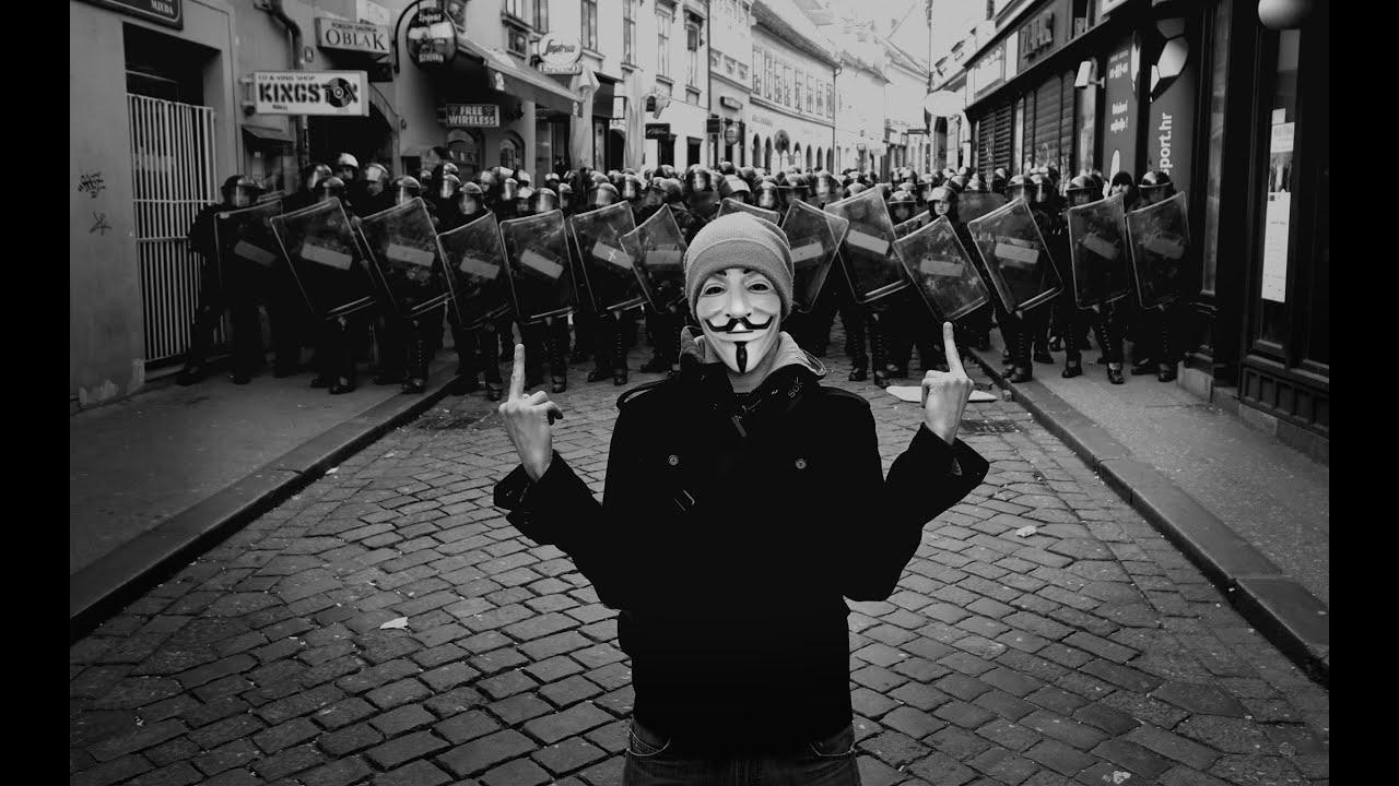 Ảnh Anonymous Cool ngầu nhất