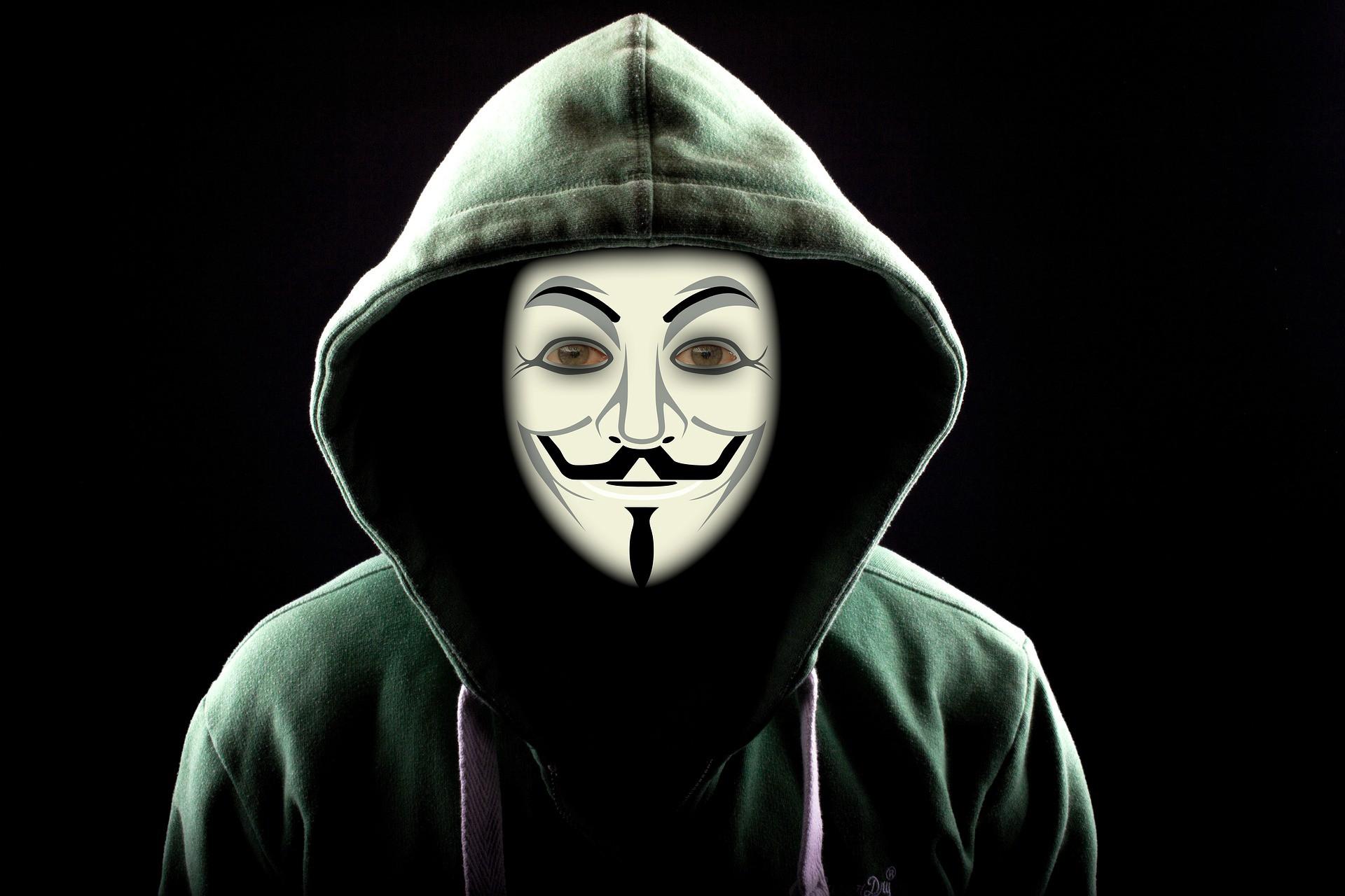 Ảnh Anonymous cực chất