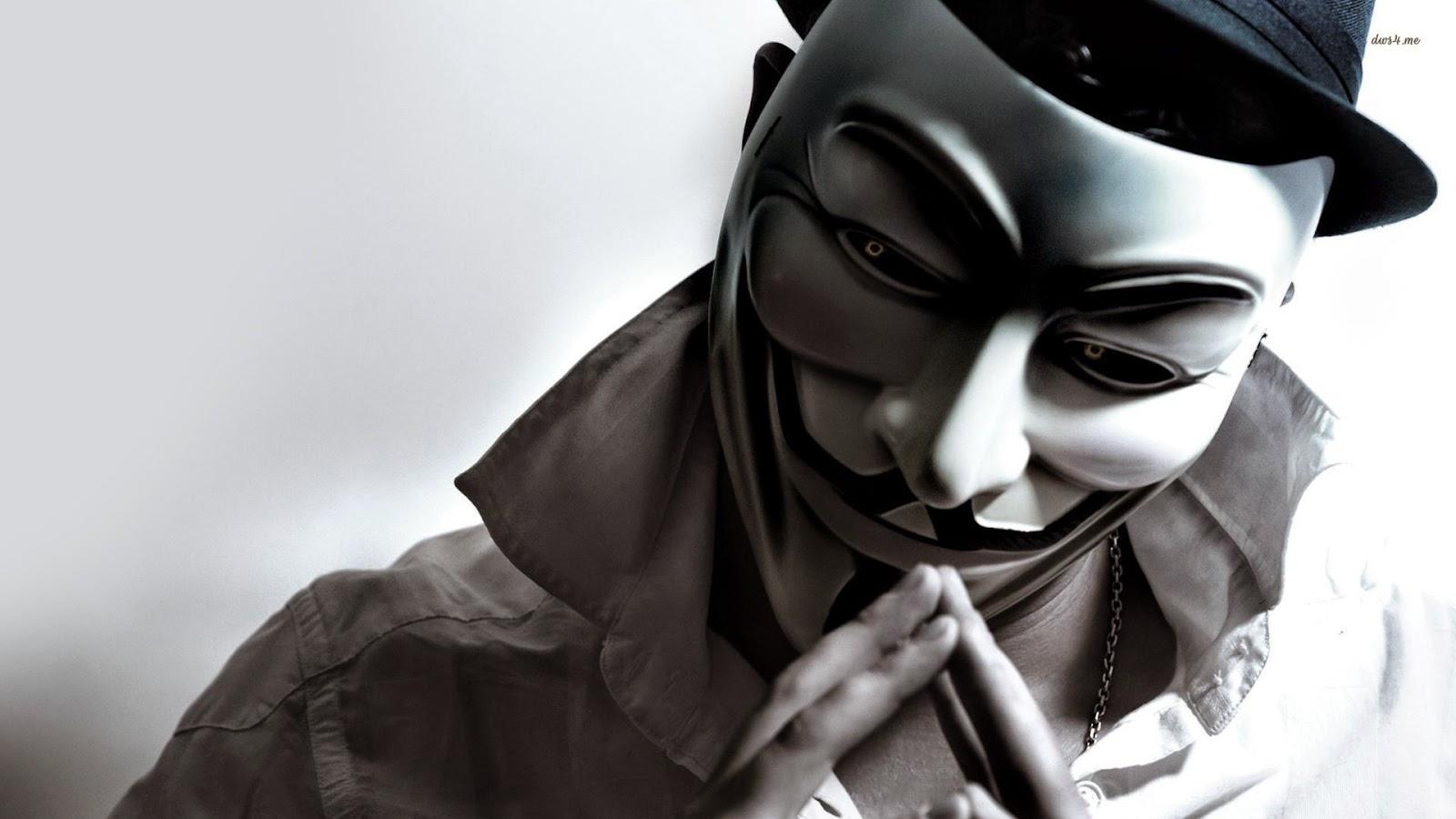 Ảnh Anonymous đẹp nhất