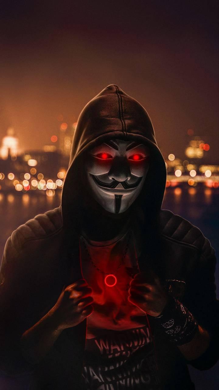 Ảnh Anonymous độc đáo