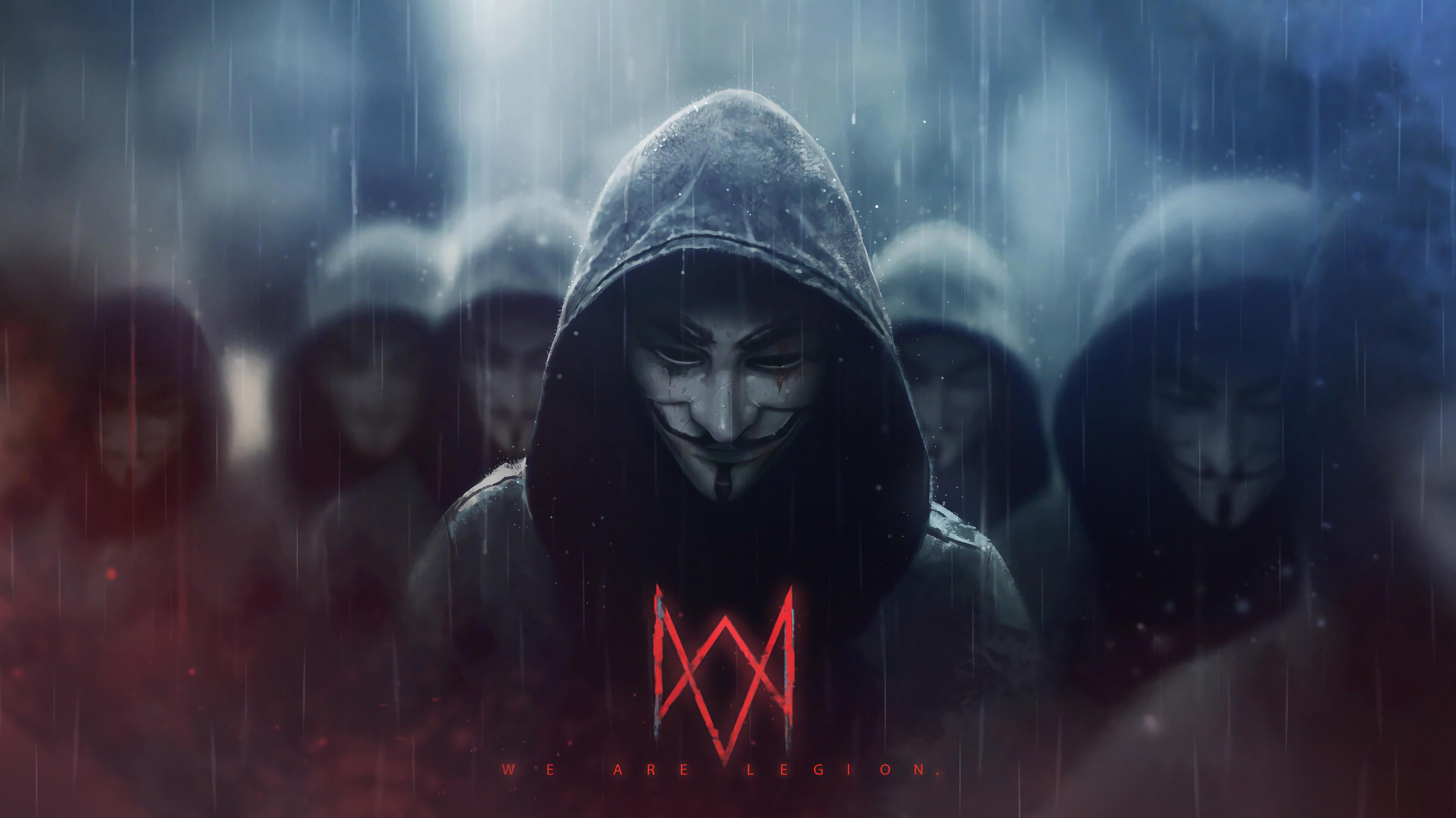 Ảnh Anonymous Hacker cực chất
