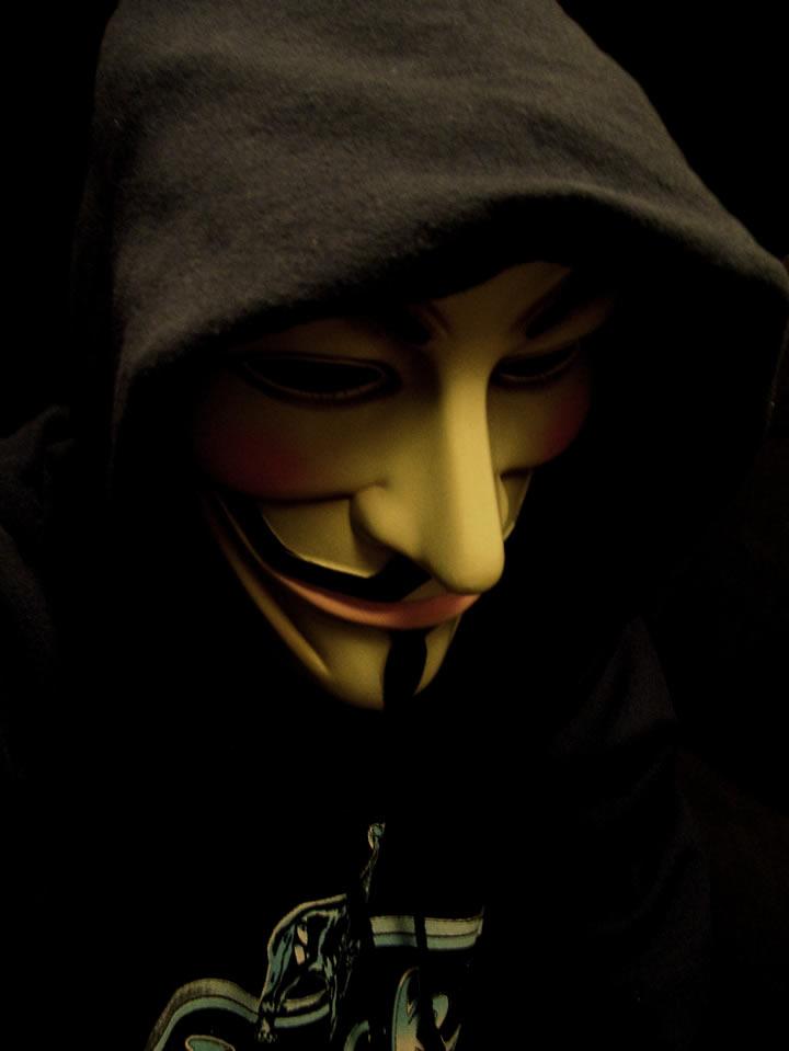 Ảnh Anonymous nổi tiếng