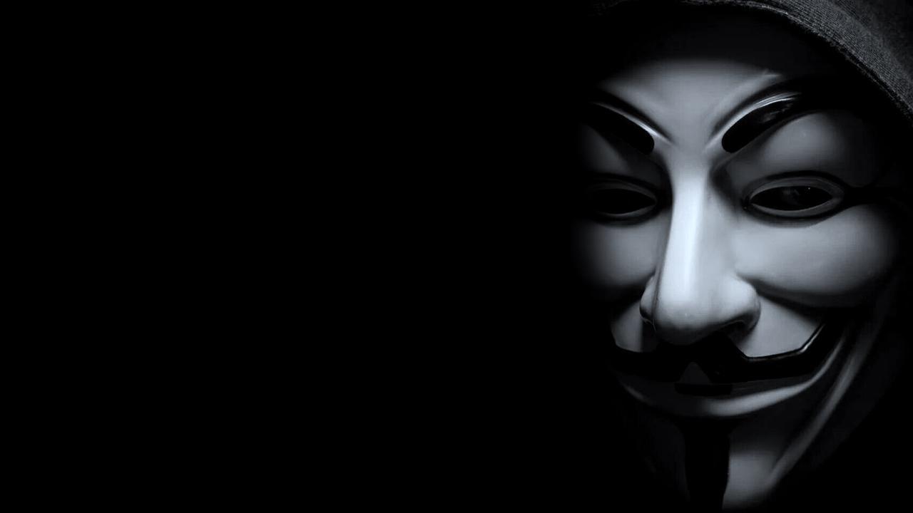 Ảnh chất nhất về Anonymous