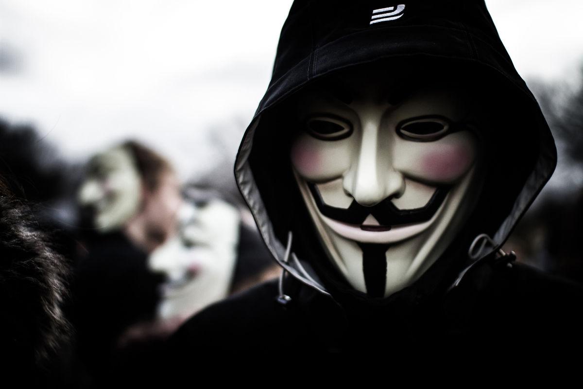 Ảnh cộng động Anonymous