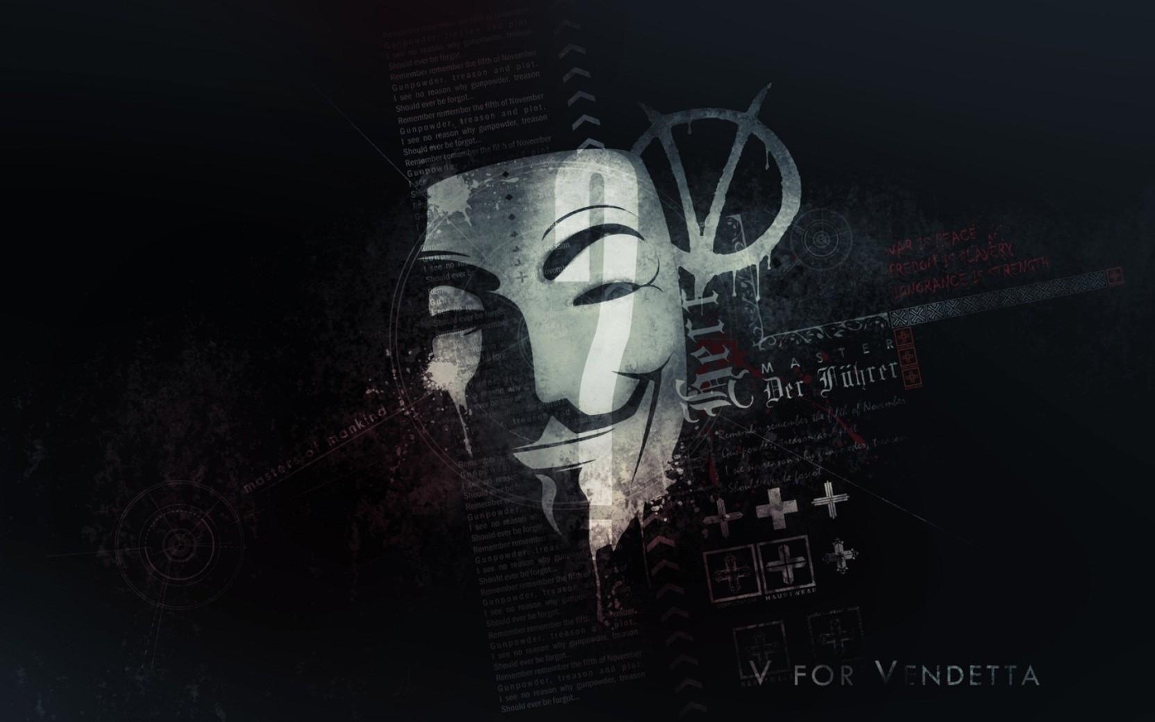 Ảnh Cool ngầu Anonymous