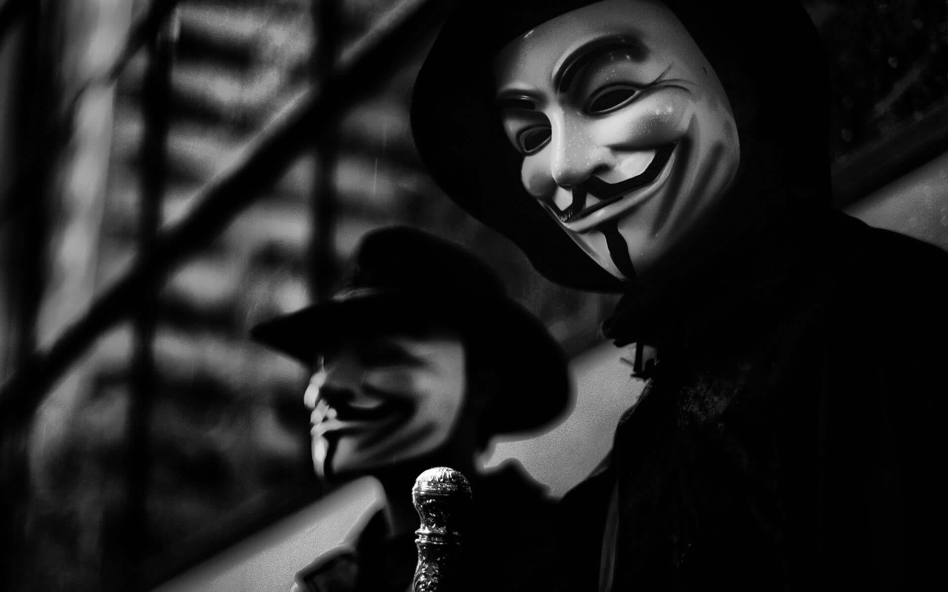 Ảnh mặt nạ Anonymous
