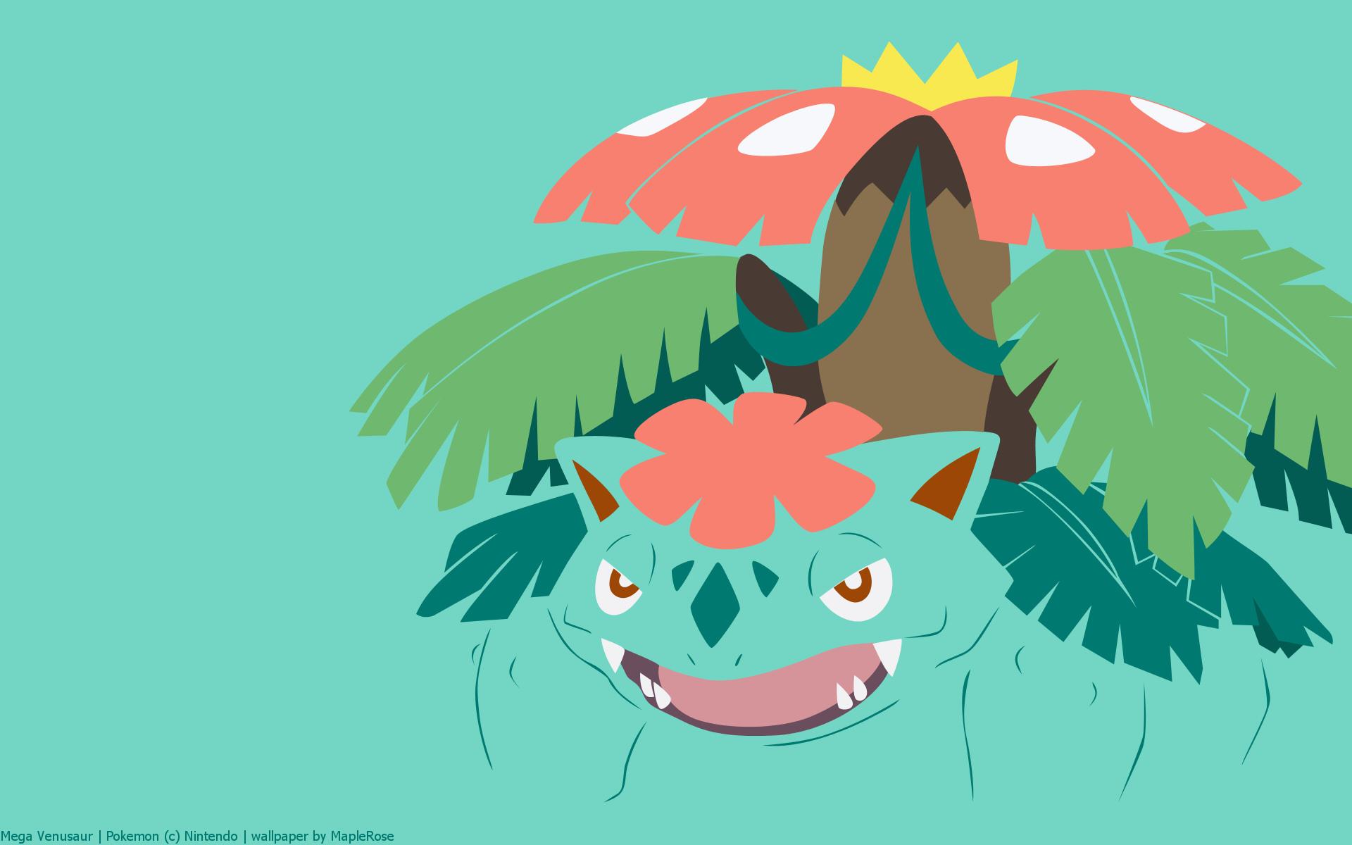 Ảnh Mega Venusaur cực đẹp