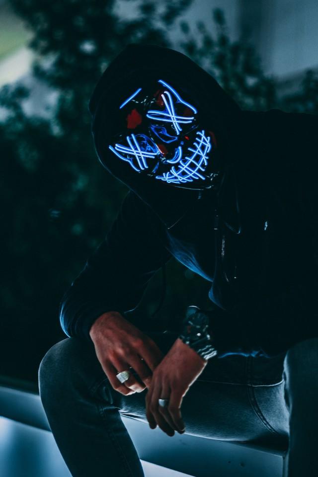 Ảnh ngầm Anonymous