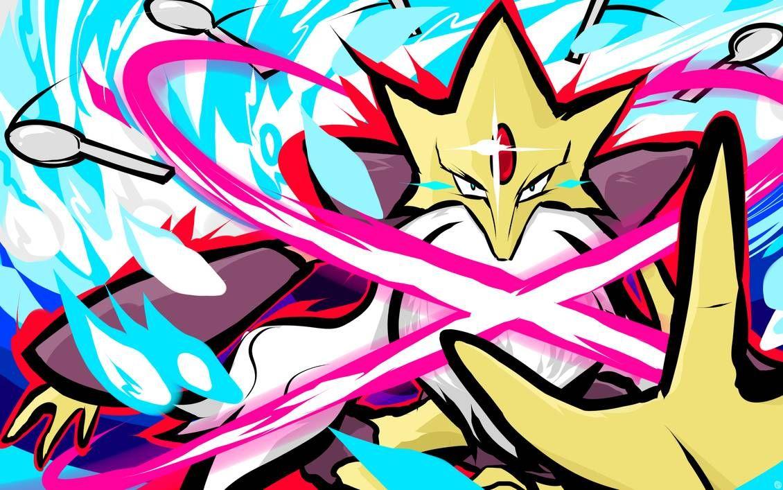Ảnh Pokemon Mega Alakazam cực đẹp