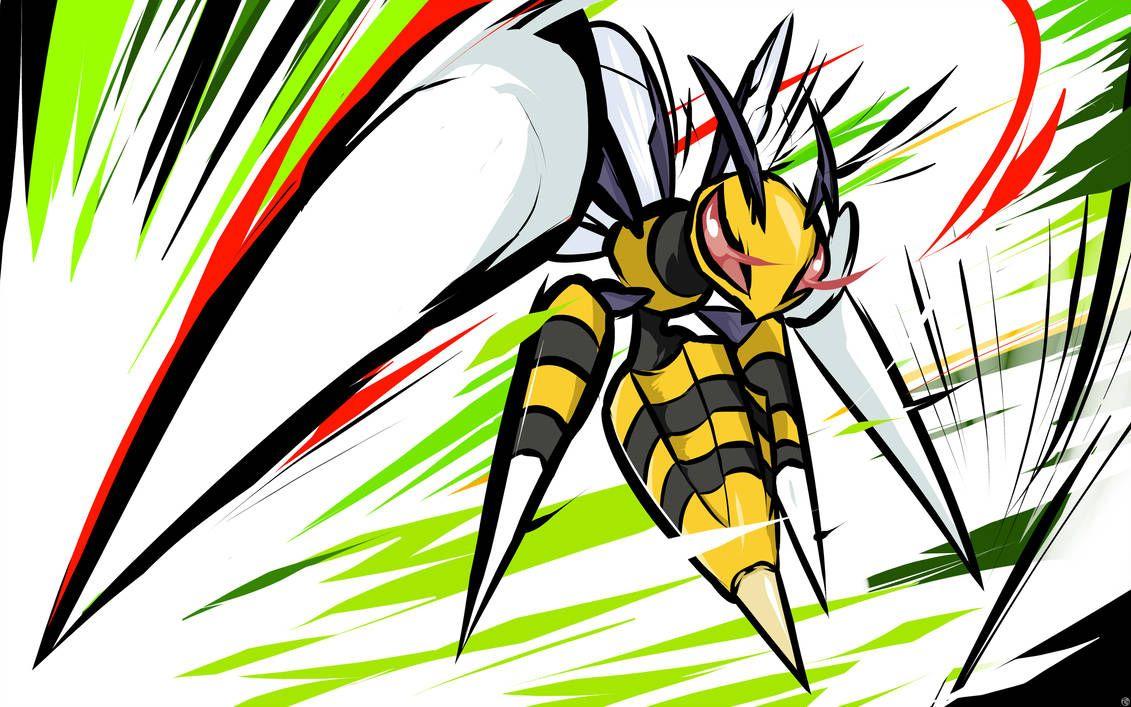 Ảnh Pokemon Mega Beedrill