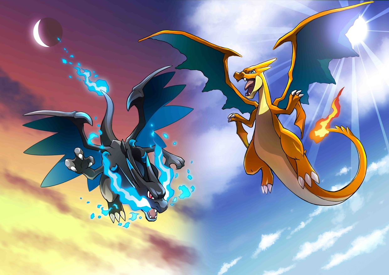 Ảnh Pokemon Mega Charizard đẹp