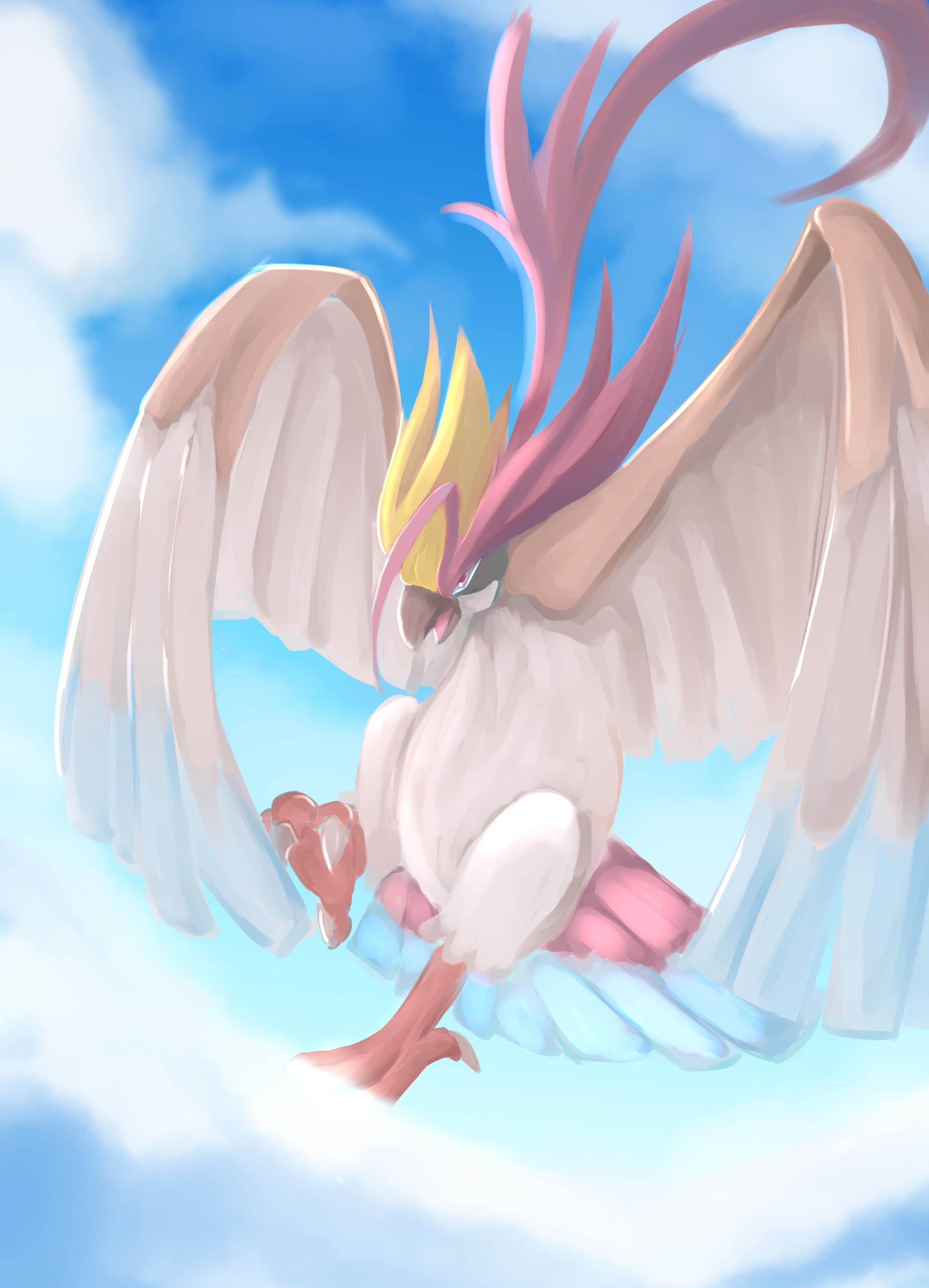 Ảnh Pokemon Mega Pidgeot đẹp