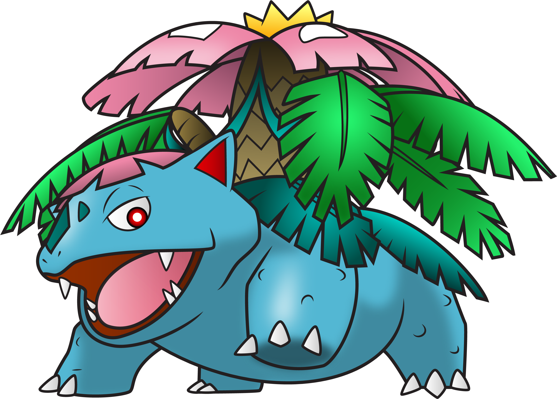 Ảnh Pokemon Mega Venusaur