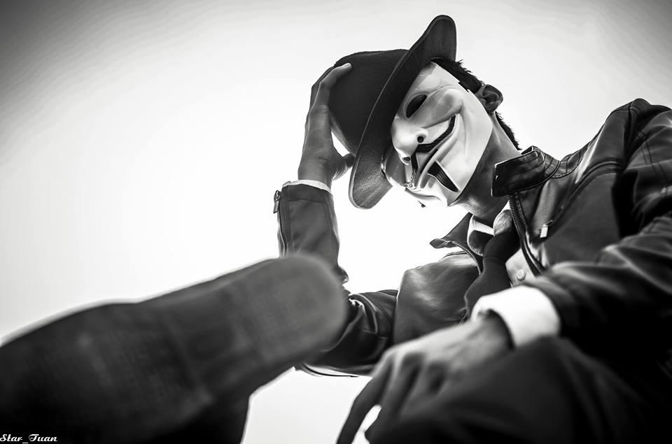 Anonymous Cool ngầu