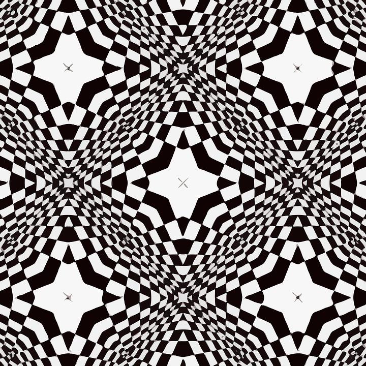 Hình ảnh ảo giác chuyển động đánh lừa mắt