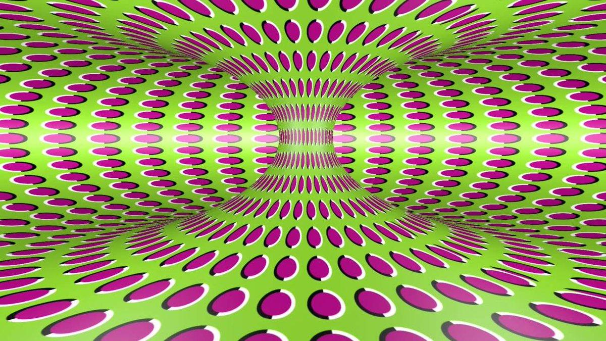 Hình ảnh ảo giác đánh lừa mắt