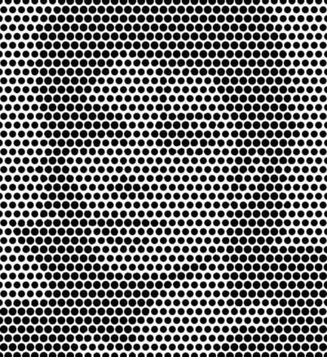 Hình ảnh ảo giác đánh lừa thị lực