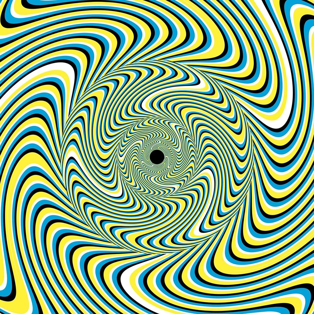 Hình ảnh ảo giác mạnh vòng xoáy