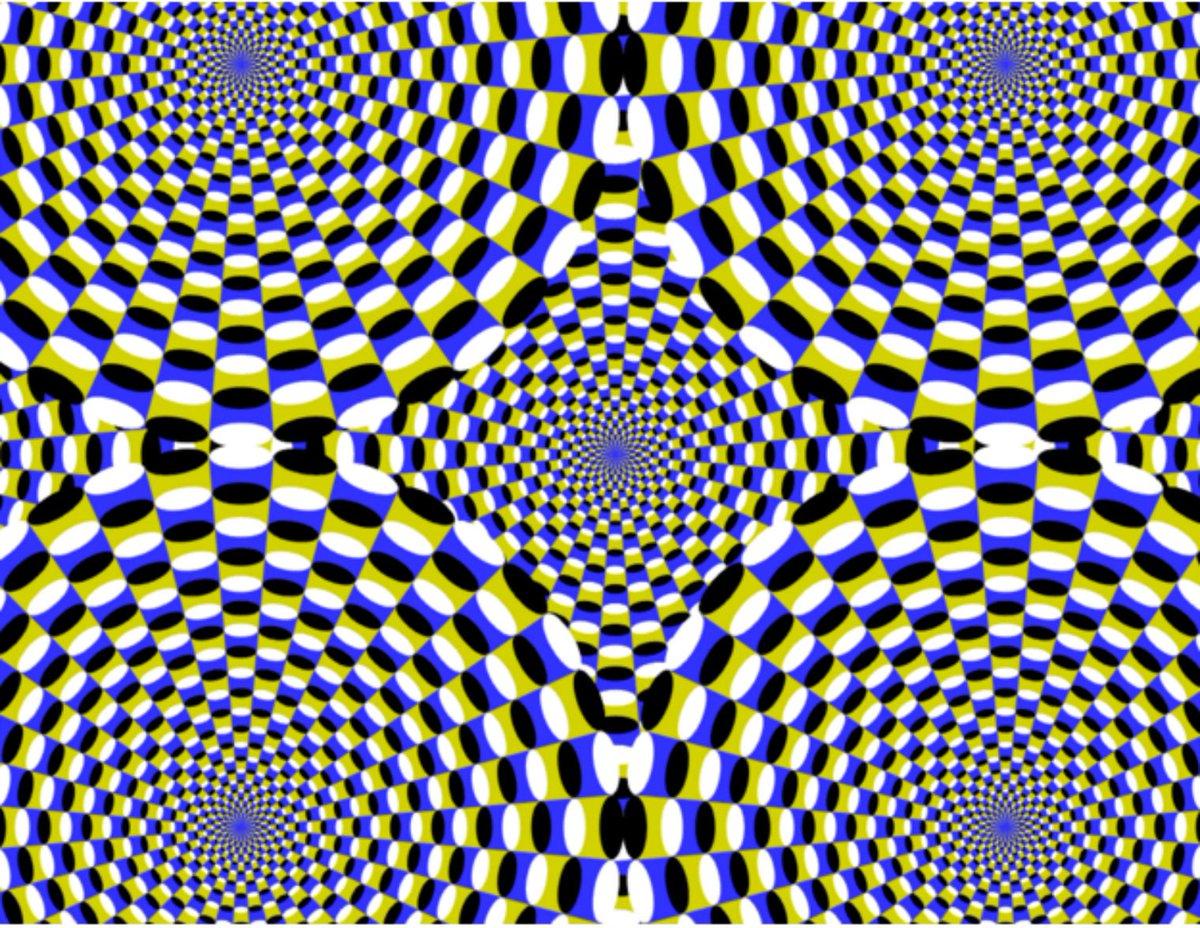 Hình ảnh gây ảo giác cho mắt