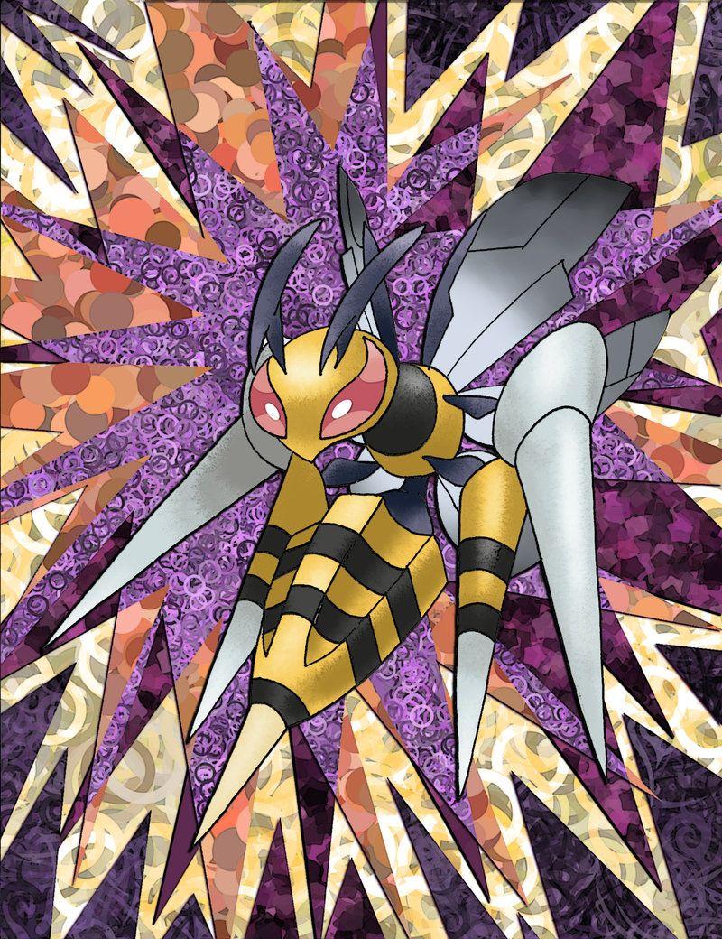 Hình ảnh Pokemon Mega Beedrill