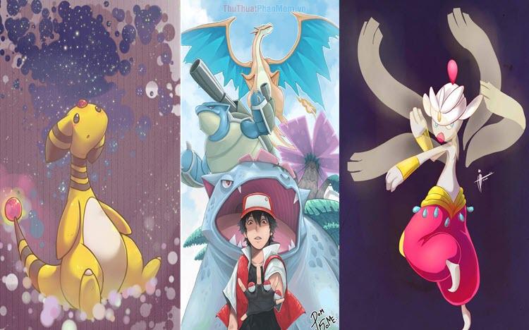 Hình ảnh Pokemon Mega đẹp